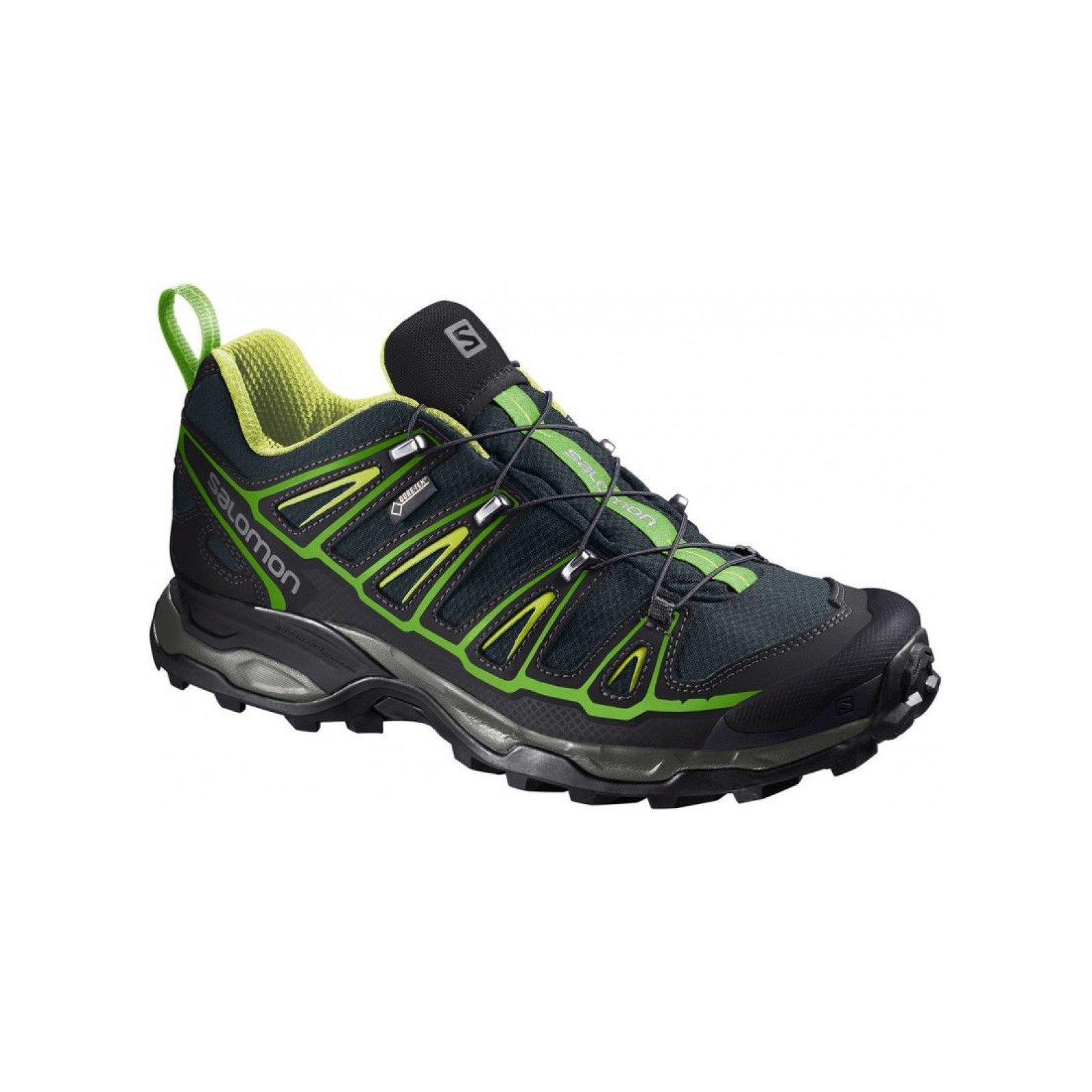 cb1be3b7b05 Pánska obuv salomon X ULTRA 2 GTX L391840