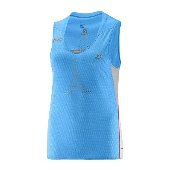 Dámske tričko SALOMON S LAB SENSE TANK L371513