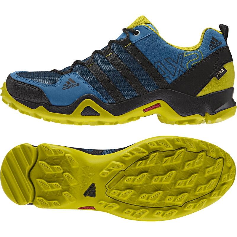 Trekingové pánske ADIDAS AX2 GTX topánky AQ4046 e5037843294