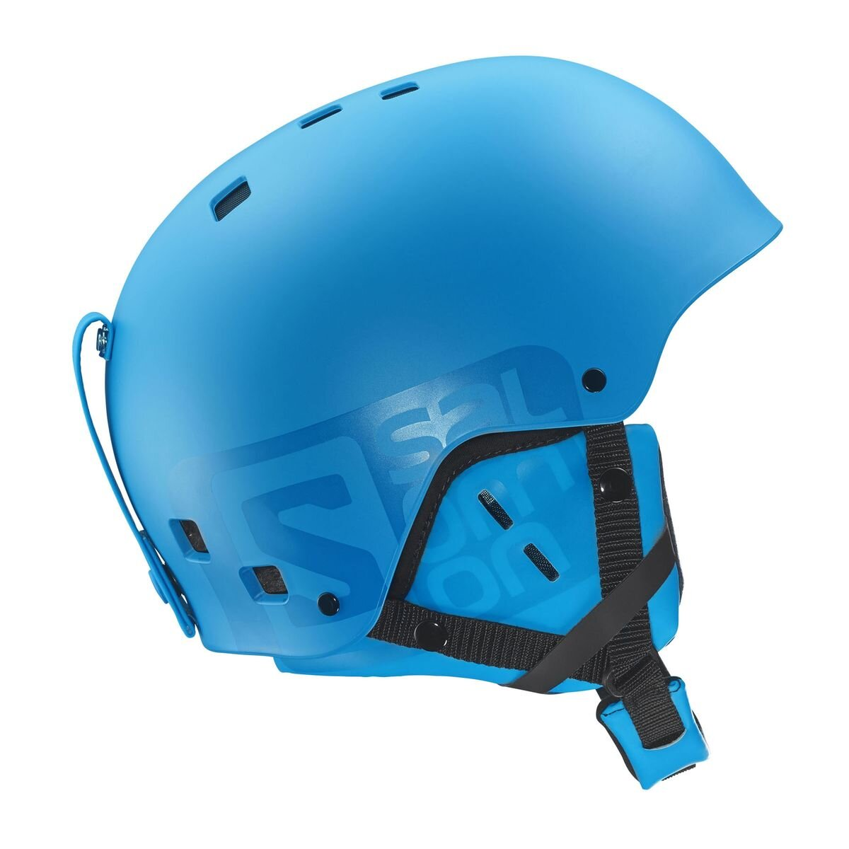 Lyžiarska prilba SALOMON BRIGADE BLUE 76939304e3f