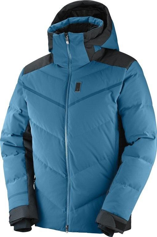Pánska bunda Salomon WhiteBreeze Down Jkt Moroccan blue 43ccd57566d