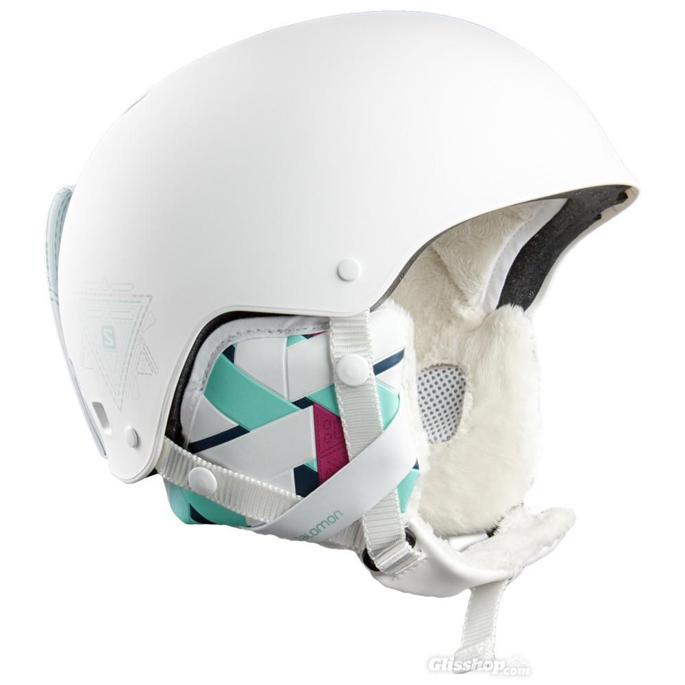 Dámska lyžiarska prilba SALOMON venom 586cfd18640