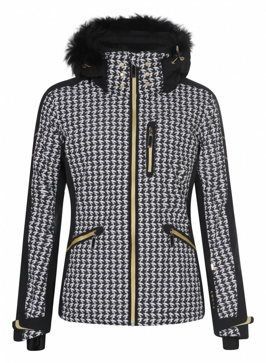 a9fd057bcbcb LUHTA KATRIINA 925 Dámska luxusná zimná bunda
