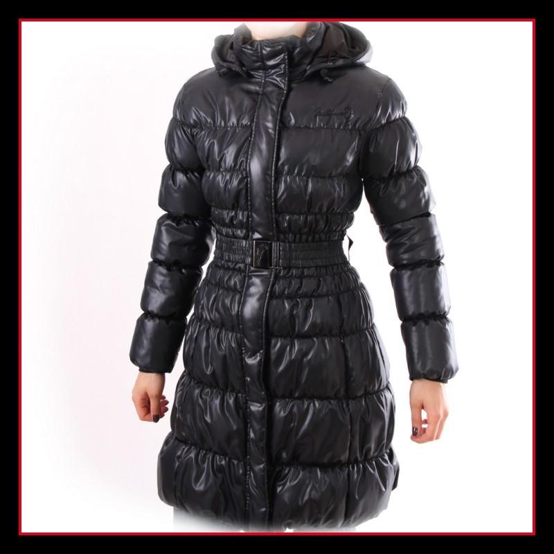 NORTHFINDER BU-40401 Damska čierna dlhá zimna bunda 28e216d68c7