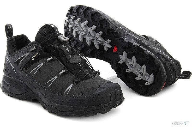 548629cb41 SALOMON X ULTRA LTR GTX turistická obuv L369024