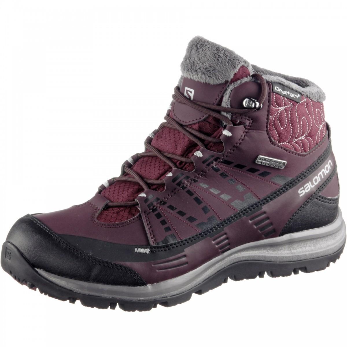 SALOMON KAINA CS WP 2 L390592 dámska zimná obuv 9efdb41db58