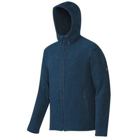 e6b6660f79 Pánska outdoorová bunda MAMMUT Polar Hooded ML Jacket orion