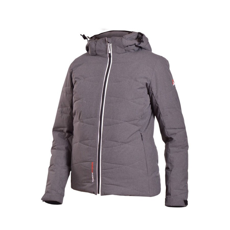 Dámska zimná bunda Northfinder BU-4314SNW blackwhite 80e51798a88