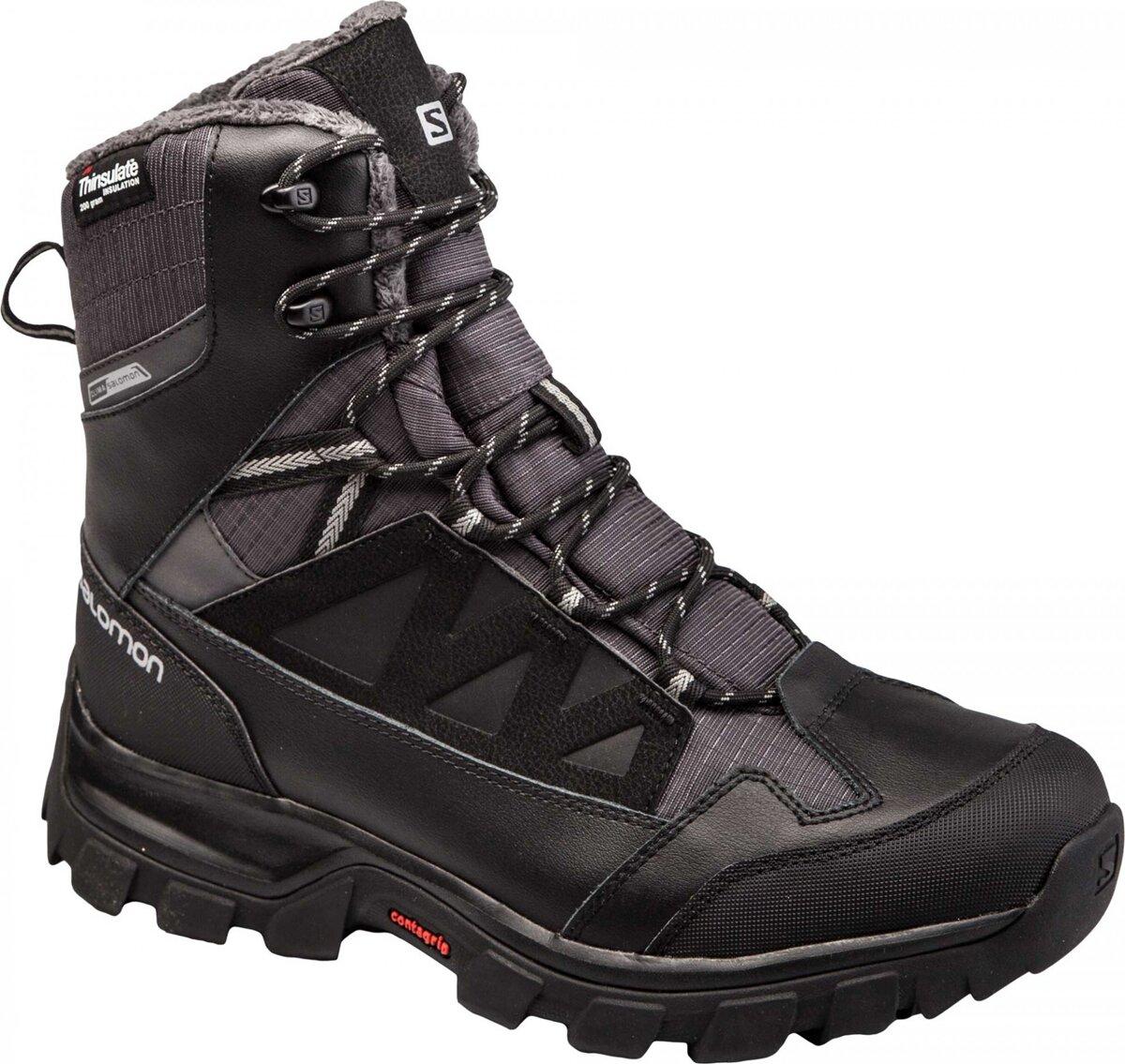 2005ee992843 SALOMON CHALTEN TS CSWP L391731 pánska zimna obuv