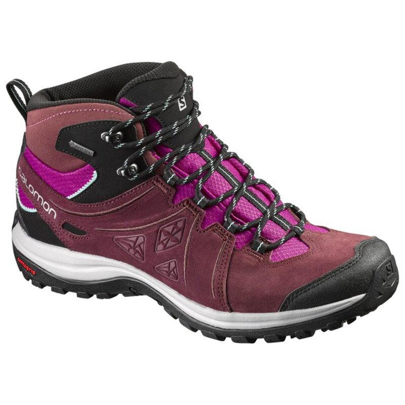 Dámska turistická obuv salomon ellipse 2 mid LTR gtx W 390447 31c1489481b