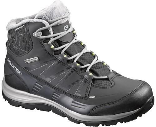 c8a47eeb32e74 SALOMON KAINA CS WP 2 BLACK L390591 dámska zimná obuv