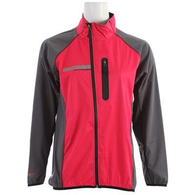 2117 of Sweden Faglum cycling jacket women cerise