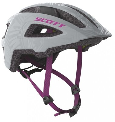 Prilba Scott Groove Plus Grey/ultra violet