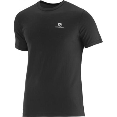 SALOMON SS EMBROIDERED TEE M