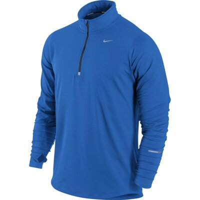 NIKE ELEMENT 1/2 ZIP RUNNING MENS 504606-439