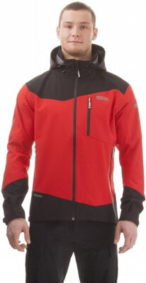 NORDBLANC SOFTSHELL 5007 CVA RED