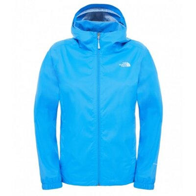 Dámska bunda The North Face W QUEST JACKET modrá