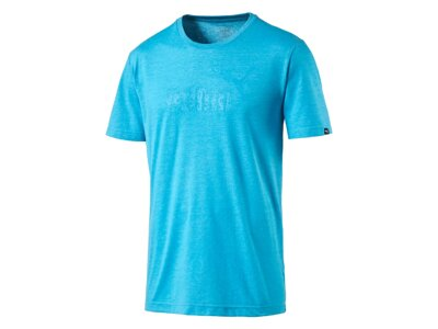 PUMA ESS NO.1 LOGO HEATHER TEE 834851-10