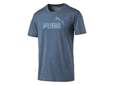 PUMA ESS NO.1 LOGO HEATHER TEE 834851-52
