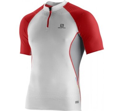 SALOMON S-LAB EXO ZIP TEE M 359558