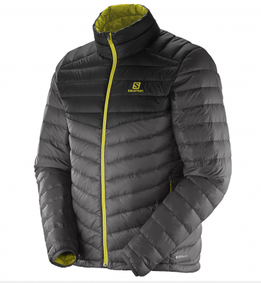 Pánska zimná bunda SALOMON HALO DOWN JACKET II M L37506300