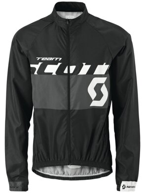 SCOTT JACKET WB RC TEAM WINDBREAKER BLACK/DARK GREY 238709