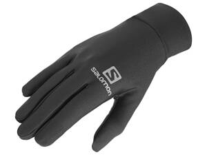 Dámske rukavice SALOMON AGILE WARM GLOVE U BLACK