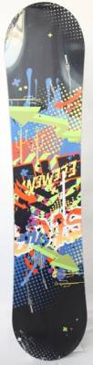 Snowboard STUF ELEMENT 115cm