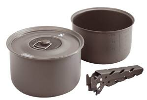 Coleman NON STICK ALU COOK KIT