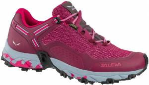 SALEWA WS SPEED BEAT GTX 6896 Red Plum/Rose Red