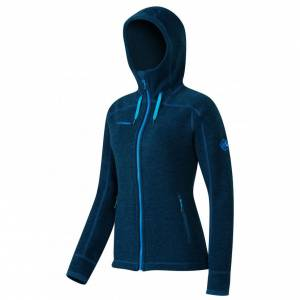 Dámska flisová bunda MAMMUT Arctic hooded ML jacket W orion