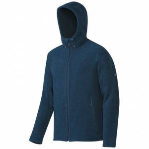 Pánska outdoorová bunda MAMMUT Polar Hooded ML Jacket orion