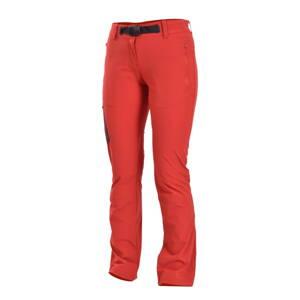 0a609dc37398 Dámske trekingové nohavice NORTHFINDER MATTIE NO-4184OR červené