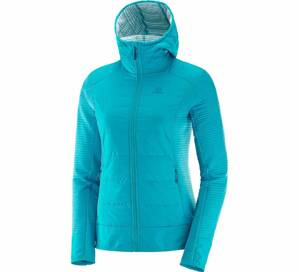 SALOMON RIGHT NICE HYBRID HOODIE W L397670 dámska bunda