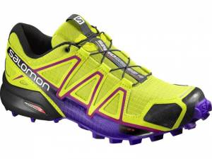 SALOMON SPEEDCROSS 4 W GECKO GREEN