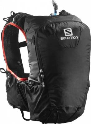 SALOMON SKIN PRO 15 SET BLACK