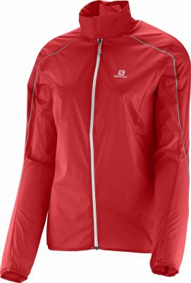 Dámska bunda SALOMON S-LAB LIGHT JACKET W RACING RED 370836