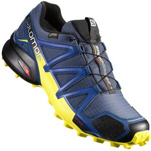 Pánske Salomon SPEEDCROSS 4 GTX Slateblue / Blue Depth / Y - 383118