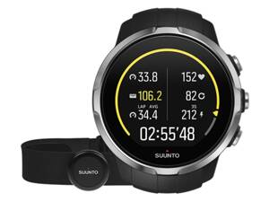 SPARTAN SPORT HR BLACK