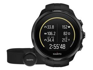 SUUNTO SPARTAN SPORT WRIST HR + BELT ALL BLACK